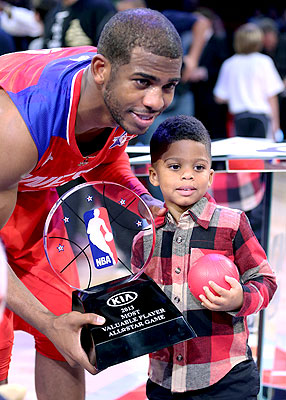 nba_g_paul_gb4_286 Los Angeles Clippers PG Chris Paul Named 2013 NBA All-Star Game MVP