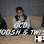 OCD: Moosh & Twist Talks 14 City Tour, New Mixtape, Indie vs Major & More with HHS1987 (Video)