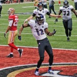 Baltimore Dancing Machine: Ravens WR Jacoby Jones Joins ABC's Dancing With The Stars