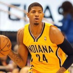 Paul George Hits A Wild Shot During Win Against Orlando (Video)