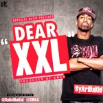 Sy Ari Da Kid (@SyAriDaKid) – Dear XXL  (Prod. By @SMKA) (HHS1987 Exclusive)