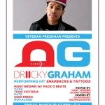 Veteran Freshman: Hip Hop Session (Local Showcase) 3/29/13