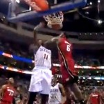 Sixers All-Star Jrue Holiday Dunks On Lebron James (Video)