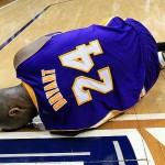 Atlanta Hawks Stun The Los Angeles Lakers 96-92 & Kobe Bryant Out Indefinitely With An Ankle Injury (Video)