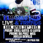 Wink Loc presents Locomotive 3 Live & Friends
