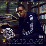 Richboy (@_Richboy) – Back To Class (Mixtape)
