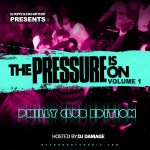 DJ Poppz (@DJPOPPZ_215) – The Pressure Is On (Vol 1) (Mixtape) (Hosted by @TheRealDJDamage)