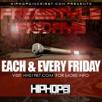 Enter This Week's (3-29-13) HHS1987 Freestyle Friday (Beat Prod.By @SwiftJR)