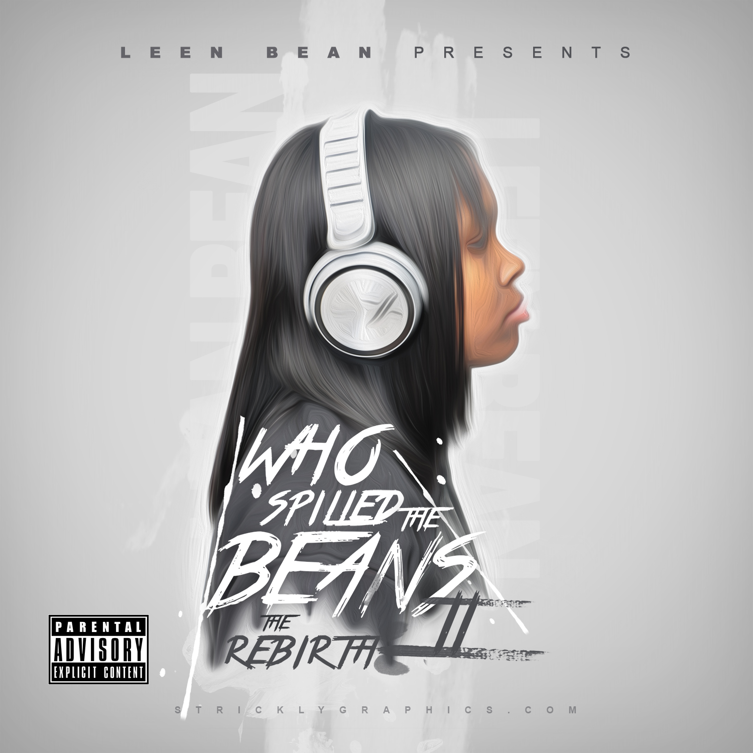 leen bean spilled beans 2 mixtape HHS1987 2013 cover Leen Bean   Who Spilled The Beans 2 (Mixtape)