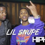 Lil Snupe – HHS1987 Freestyle (9 Mins) (Video) (Shot by Rick Dange)