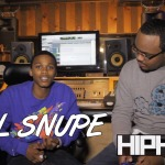 Lil Snupe Talks R.N.I.C. Mixtape, Winning That Rap Battle, Meek Mill & more (Video)