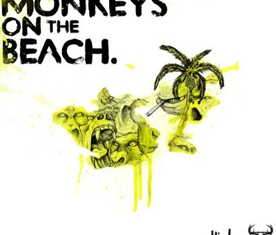 Myke Bogan (@MykeBogan) – Monkeys On The Beach (Mixtape)