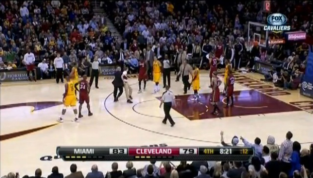 picture-86 Cavs Fan Rushes On Court To Tell Lebron Cleveland Misses Him (Video)
