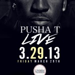 Win Tickets To See Pusha T Live In Philly 3/29/13