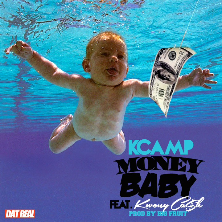 MONEY-BABY K Camp x Kwony Cash - Money Baby (Prod. By Big Fruit)