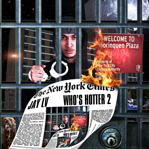 Suave_Don_Pluck_Da_Don_Whos_Hotter_2-front-large Jay LV - Who's Hotter 2 (Mixtape)