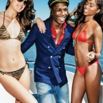 Behind The Scenes of ASAP Rocky's GQ Photo-shoot (Video)