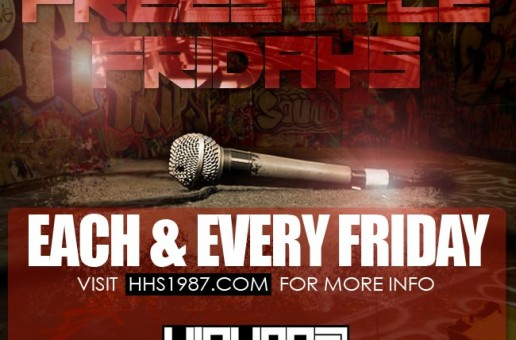 Enter This Week's (4-19-13) HHS1987 Freestyle Friday (Beat Prod.By TM88 & Southside Of 808 Mafia)