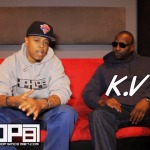 K.V. (President of Big Play ENT) HHS1987 Interview (Video)