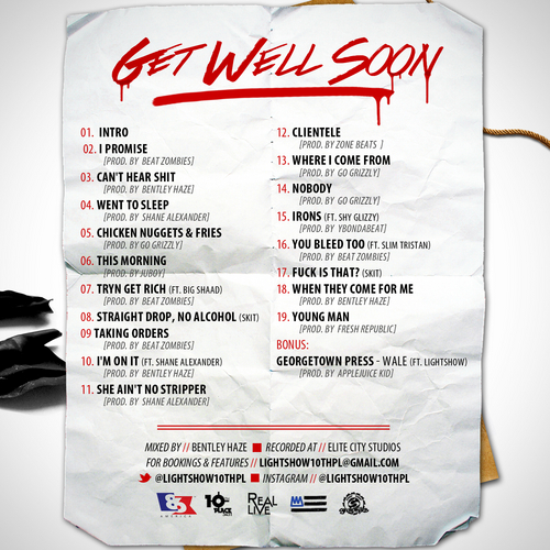 lightshow-get-well-soon-mixtape-hosted-by-dj-lean-dj-easy-tracklist-HHS1987-2013 Lightshow - Get Well Soon (Mixtape) (Hosted by DJ Lean & DJ Easy)