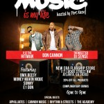 Fort Knox (@FortKnoxLive) Presents: Music Is My Life With (@DonCannon, @DJSense, & @V12TheHitman)(ATL)