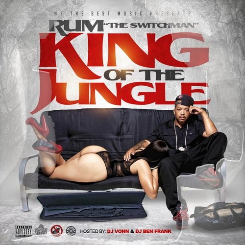 Rum   King Of The Jungle (Mixtape)