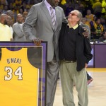 The Los Angeles Lakers Retire Shaquille O'Neal's Jersey (Video)