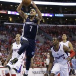 Memphis Grizzles Jerryd Bayless Coast To Coast Layup (Video)