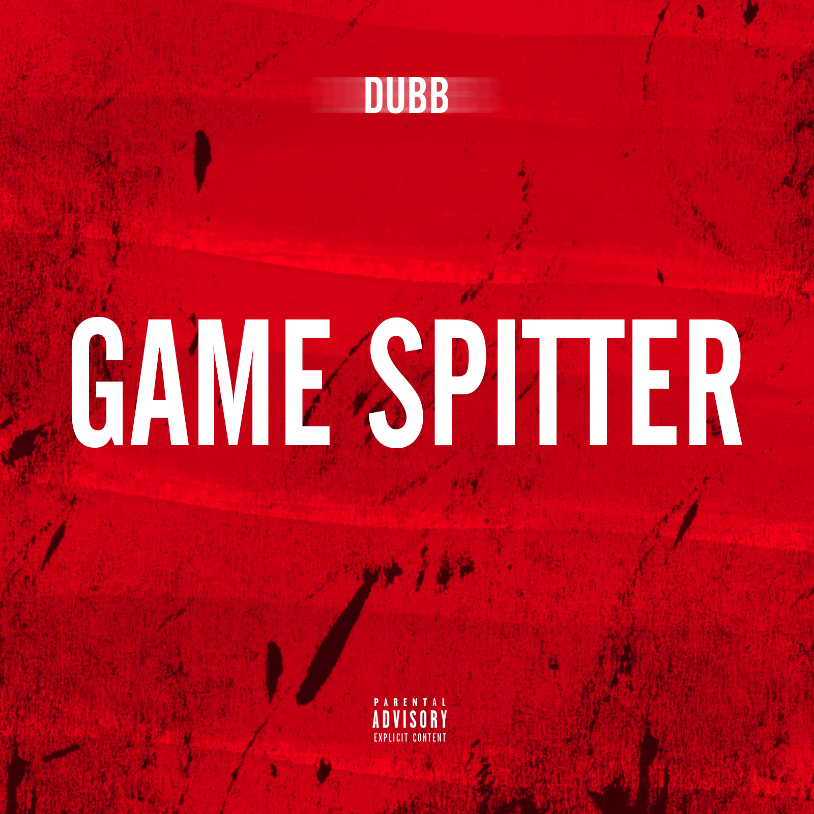 DUBB Game Spitter cover art Dubb (@itzDubb)   Game Spitter (Prod. by @tydollasign)
