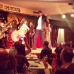 GUESS WHO'S NOT HURT: Andrew Bynum Salsa Dancing in Madrid (Video)