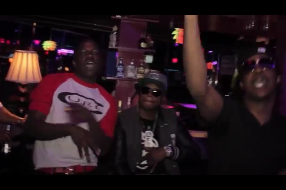 photo-3 Bink & Mayham Maine x Young Chris - Let It Roll (Prod. by E Banga) (Video)