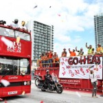 2013 Miami Heat Championship Parade (Video)