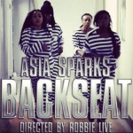 Asia Sparks – Backseat x Bugatti Freestyle (Video) (Dir by Robbie Live)