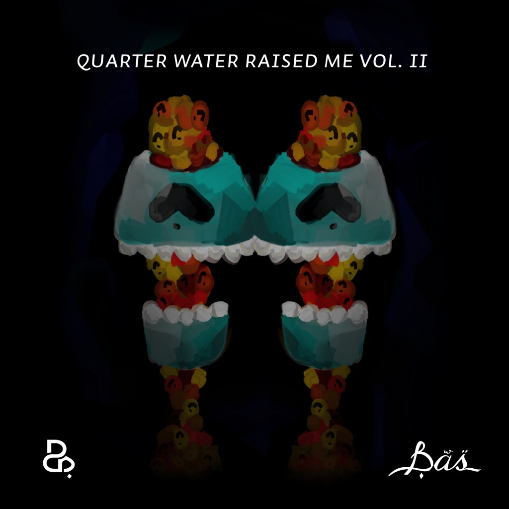 QWRM2-1024x1024 Bas - Quarter Water Raised Me Vol. II (Mixtape)