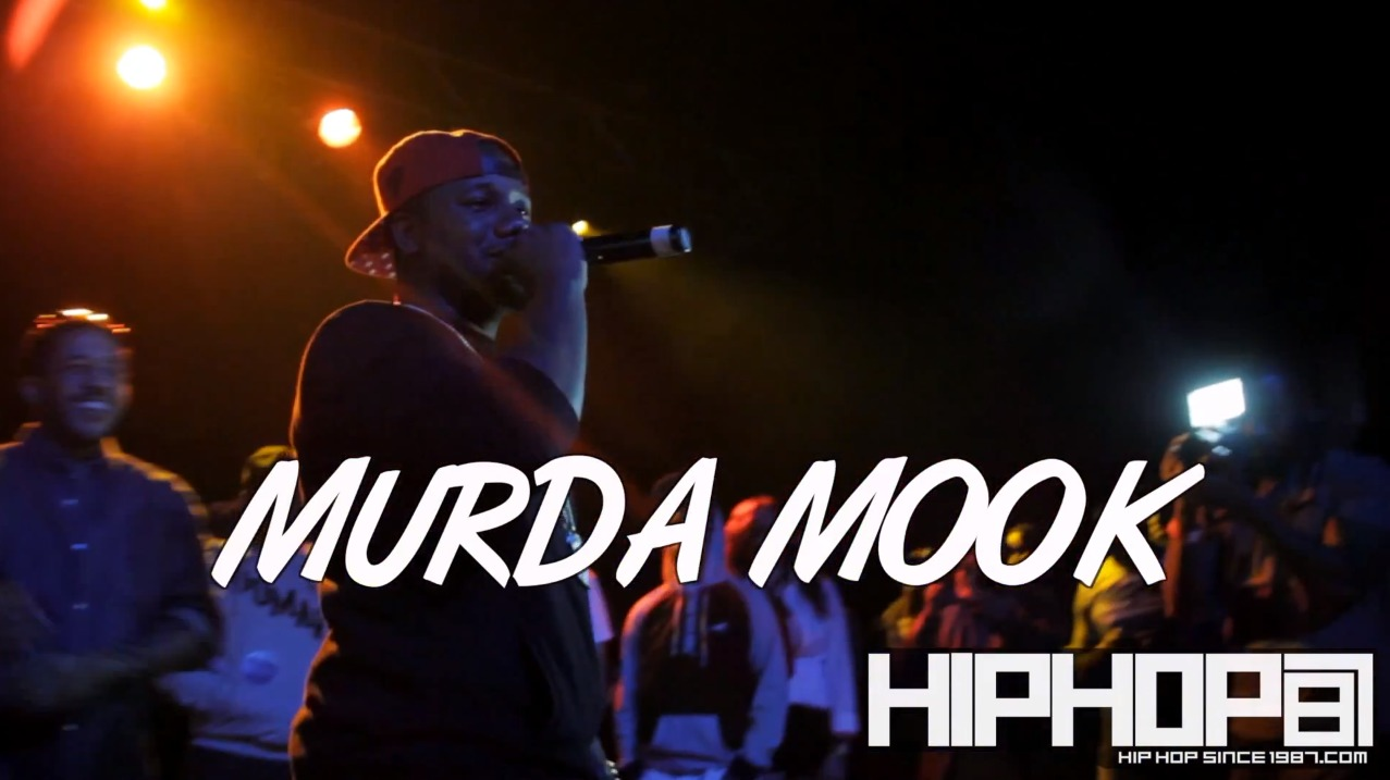 Screen-Shot-2013-05-26-at-5.58.25-PM Murda Mook & Tech 9 Freestyle Live At Peedi Crakk Show (Video) (5/25/13)