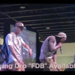 Young Dro Brings Out T.I. To Perform FDB At The V103 Car & Bike Show (Video)