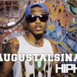 August Alsina Interview & Lights Out Tour Philly Performance (5/31/13) (Video)