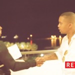 Diddy & Nas in Cannes, France (Video)
