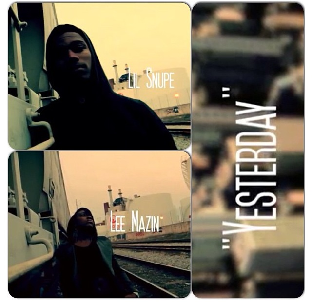 image1 Lee Mazin - Yesterday Ft. Lil Snupe (Official Video)