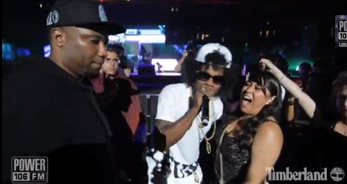 tj Live: Trinidad Jame$ - All Gold Everything At PowerHouse '13 (Video)