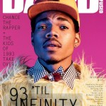 Chance The Rapper On This Months Issue Of Dazed & Confused Magazine