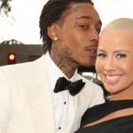 Wiz Khalifa & Amber Rose Have Officially Tied The Knot