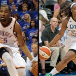 Love & Basketball: Kevin Durant Is Engaged To Minnesota Lynx Star Guard Monica Wright