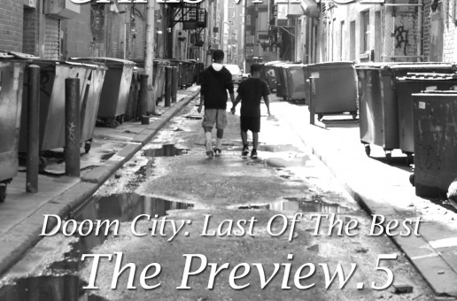 Chris Vance – Doom City: Last of the Best (The Preview.5)