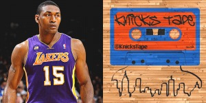 Metta-World-Peace-Knicks-2013-300x150 New York Knicks: Out With Smith and In With the New