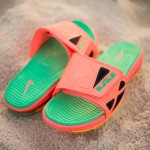 Nike Air LeBron 2 Slide Elite (Bright Mango)