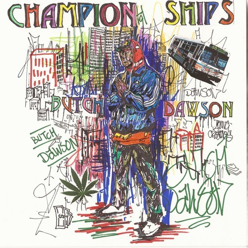 artworks-000051582293-teny2o-t500x500 Butch Dawson - Champion Ships (Mixtape)