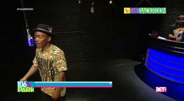 dizzy Dizzy Wright - The Backroom Freestyle (Video)