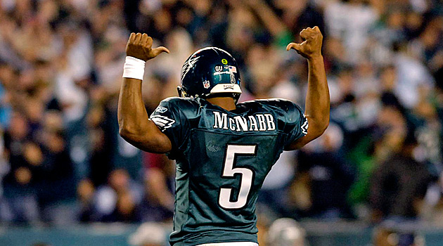 donovan-mcnabb-hall-of-fame The Philadelphia Eagles Will Retire Donovan McNabb's No.5 Jersey