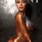 Beyoncé On This Month's Cover of Flaunt Magazine